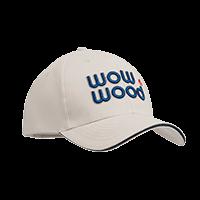 gorra personalizada visera precurvada