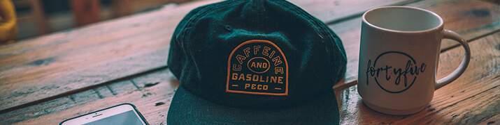 Venta de gorras personalizadas