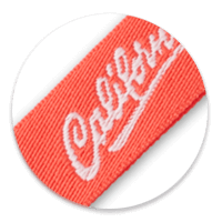 lanyard personalizado tejido
