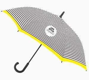 paraguas personalizado con logo