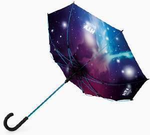 paraguas personalizado reversible a todo color