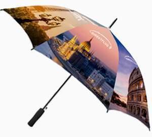 paraguas personalizado grandes dimensiones