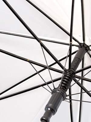 paraguas personalizados con varillas de metal