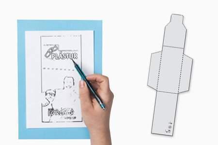 Envíanos tus diseños para tiritas personalizadas