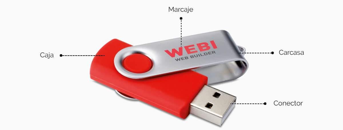 configura tu usb personalizado