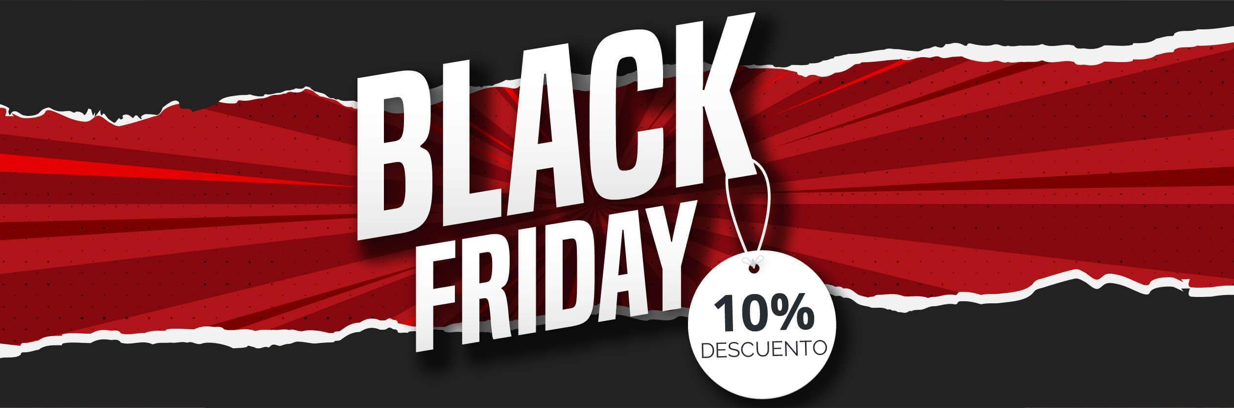 Descuentos black Friday