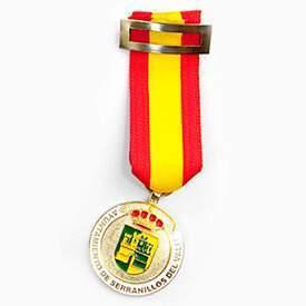 medallas institucionales y corporativas
