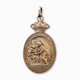 medallas para hermandades religiosas