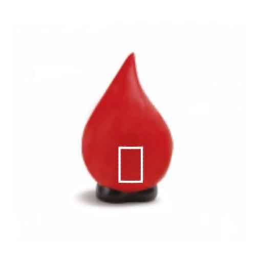 Antiestrés de gota de sangre 2