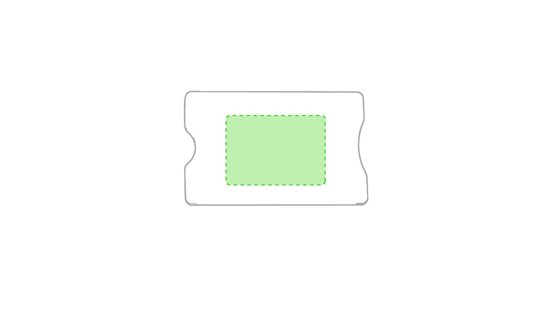 Tarjetero con seguridad RFID 1