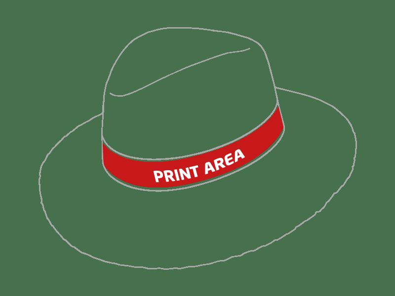 Sombrero de paja verde 2