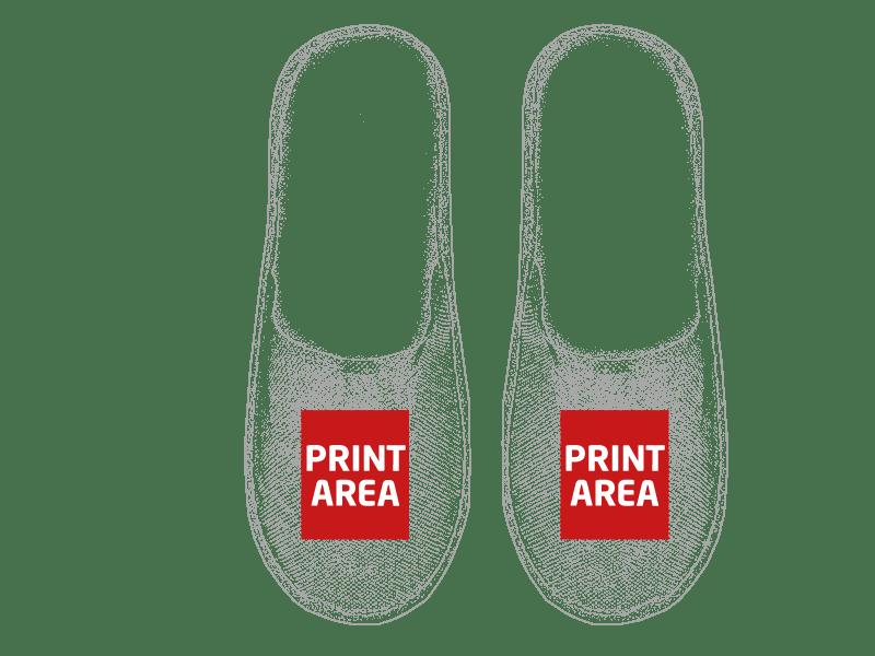 Zapatillas desechables de non woven 1