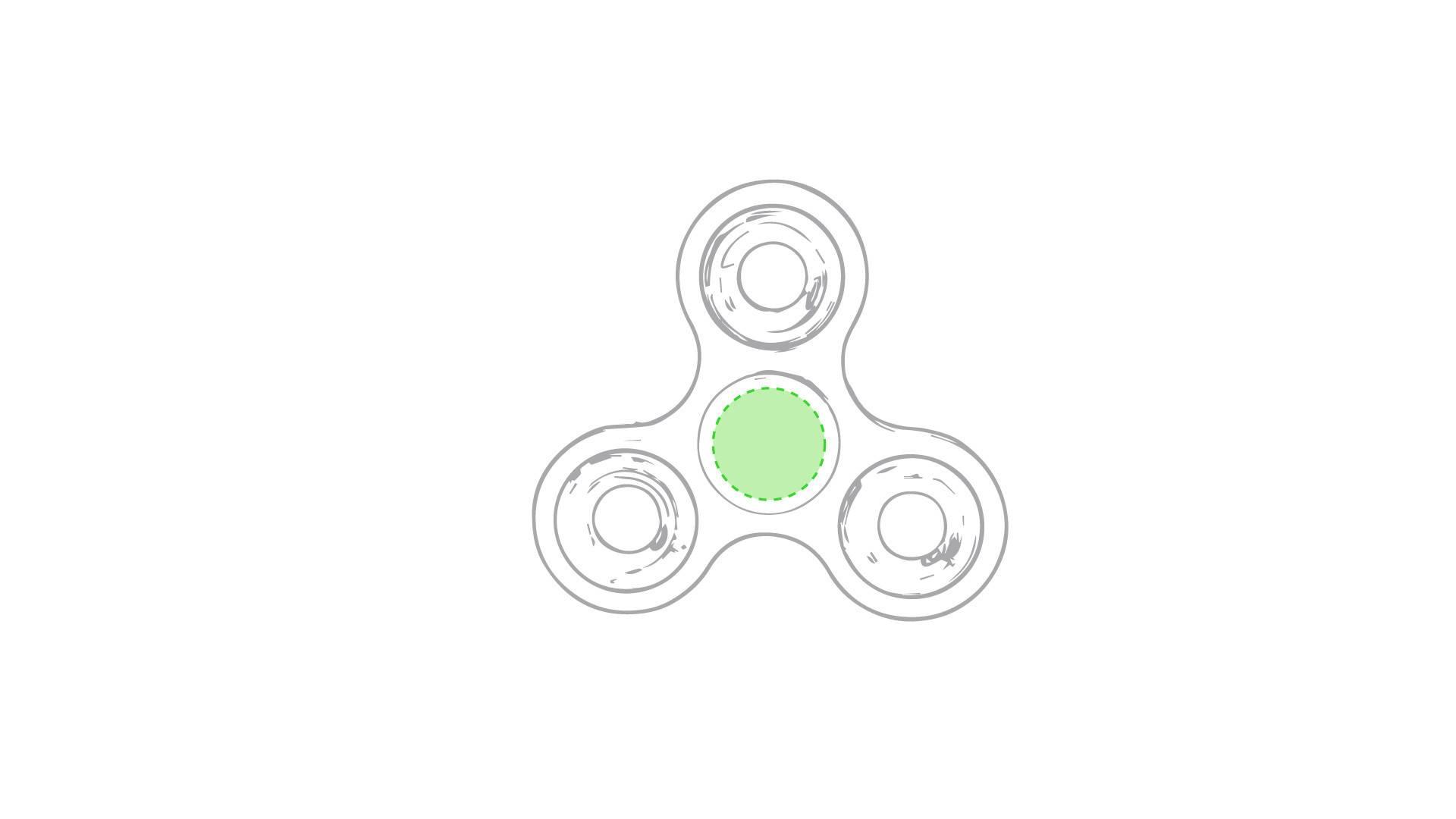 Spinner de colores 1