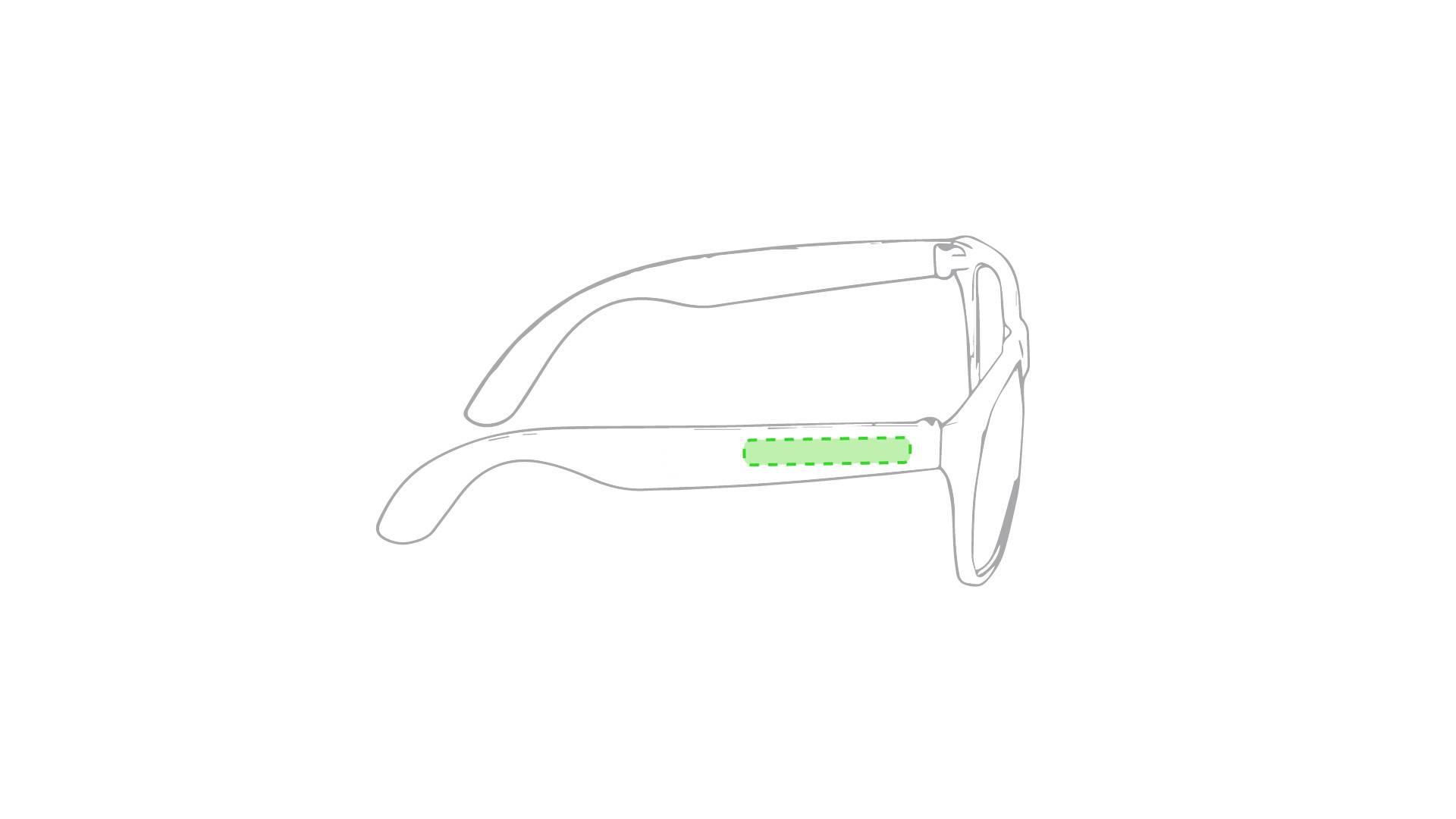 Gafas de sol clásicas 1
