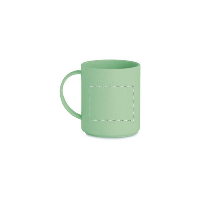 Taza de bambú 2