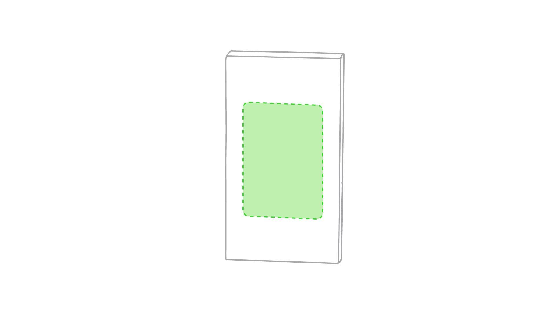 Caja de ceras de cartón natural 1