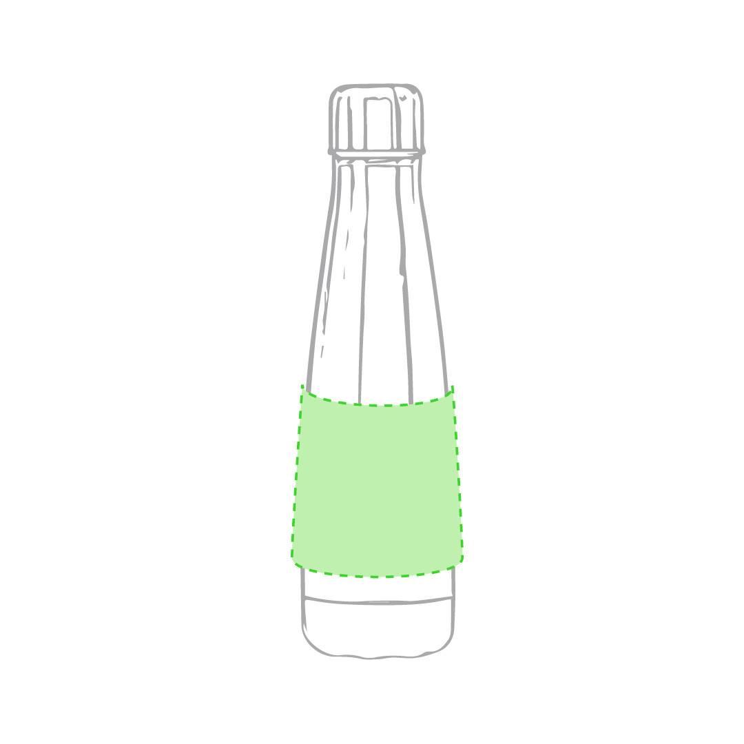 Botella de acero inoxidable 2