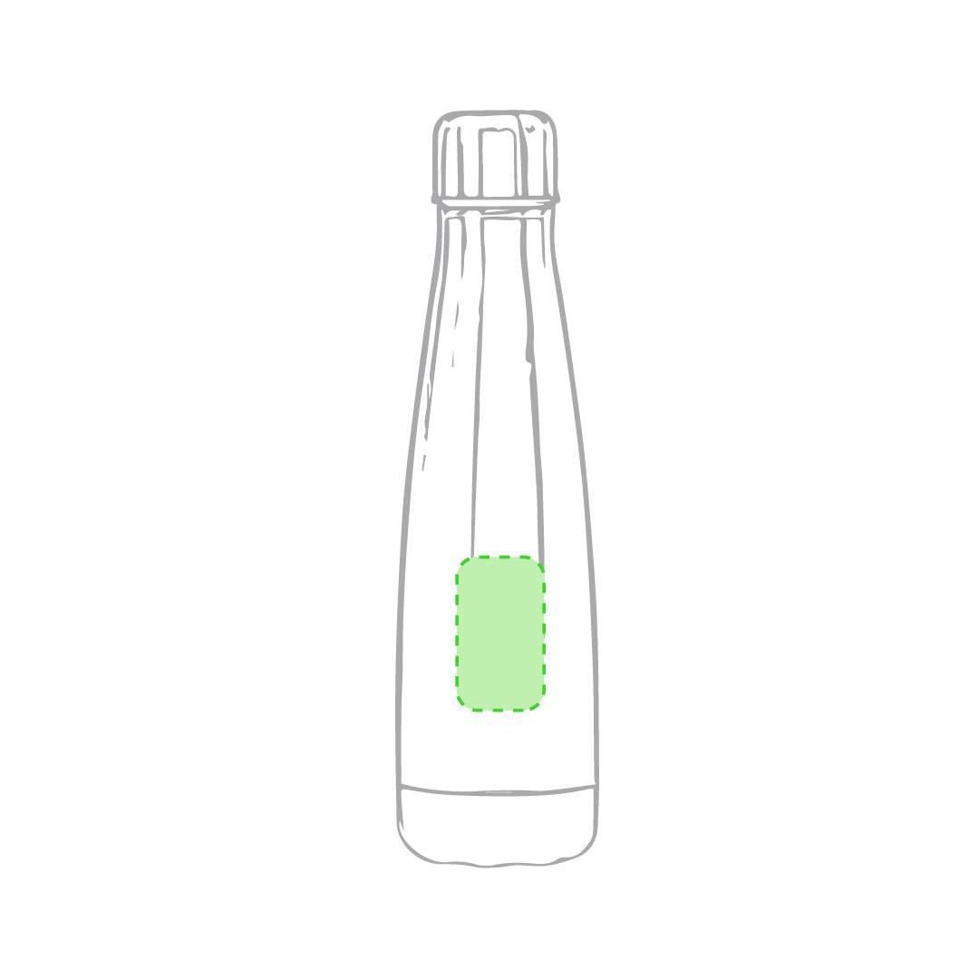 Botella de acero inoxidable 1