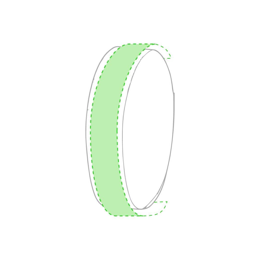 Pulsera de eventos de 2 cm 1