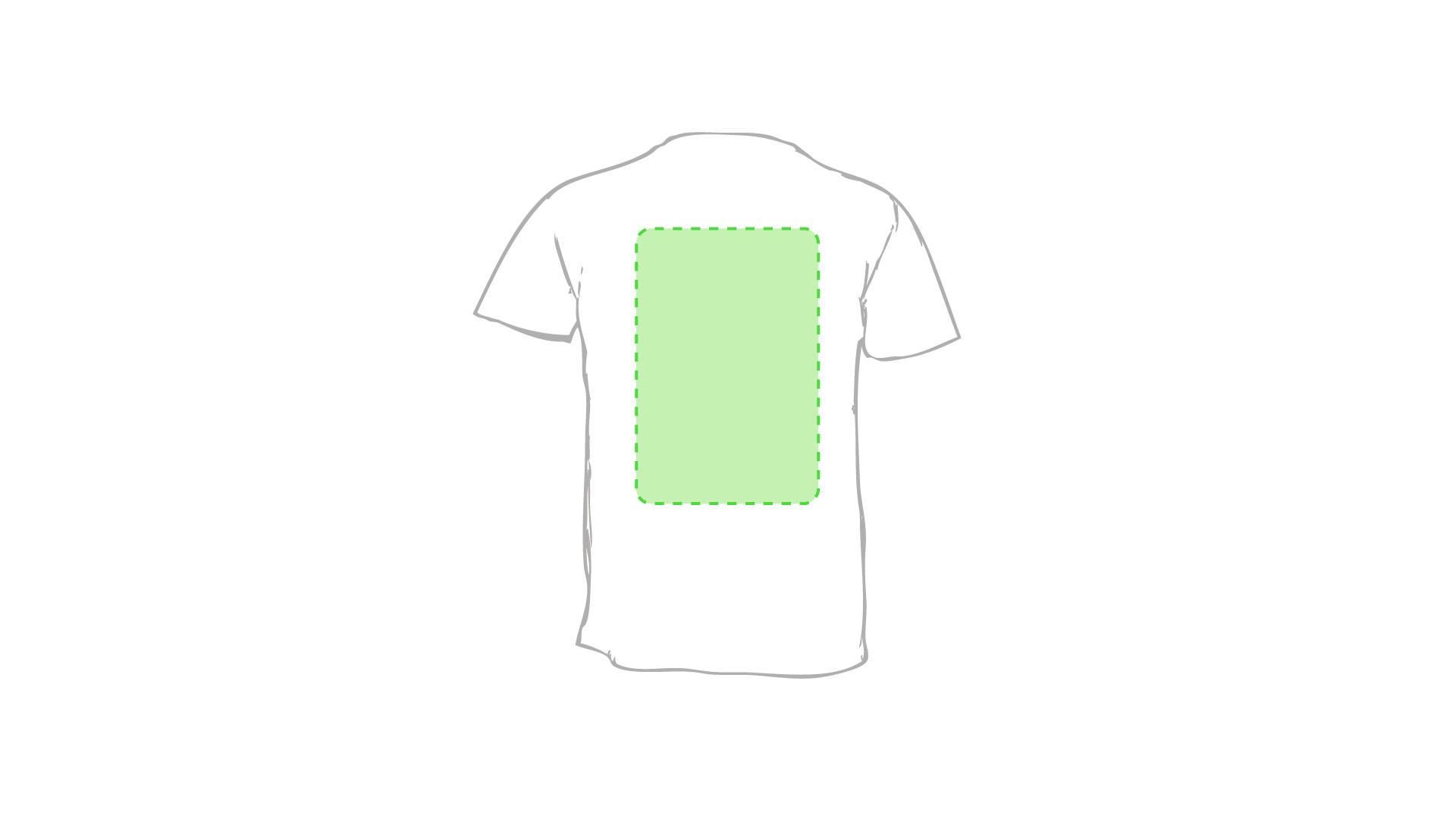 Camiseta técnica de colores 2