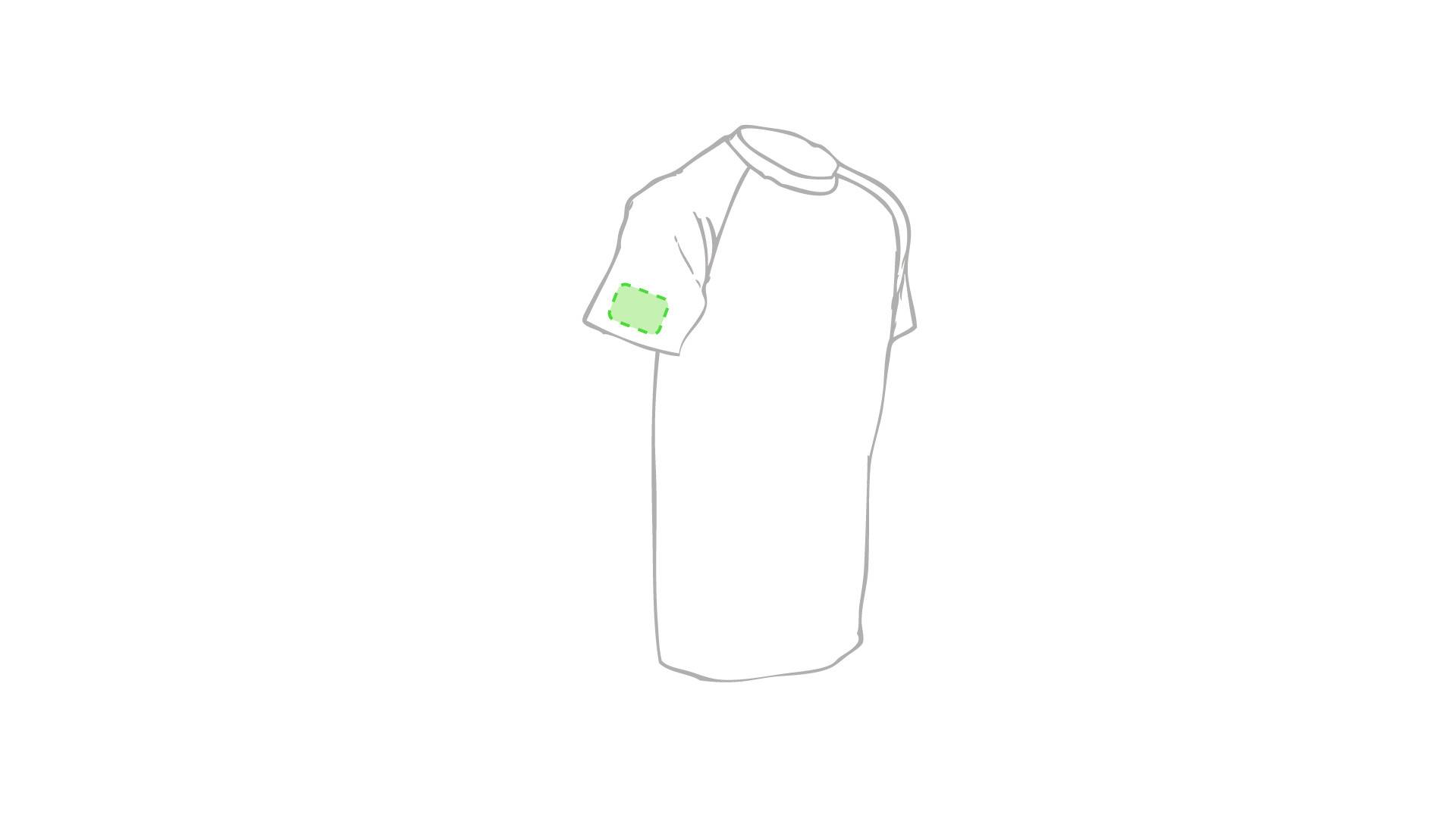Camiseta técnica de colores 3