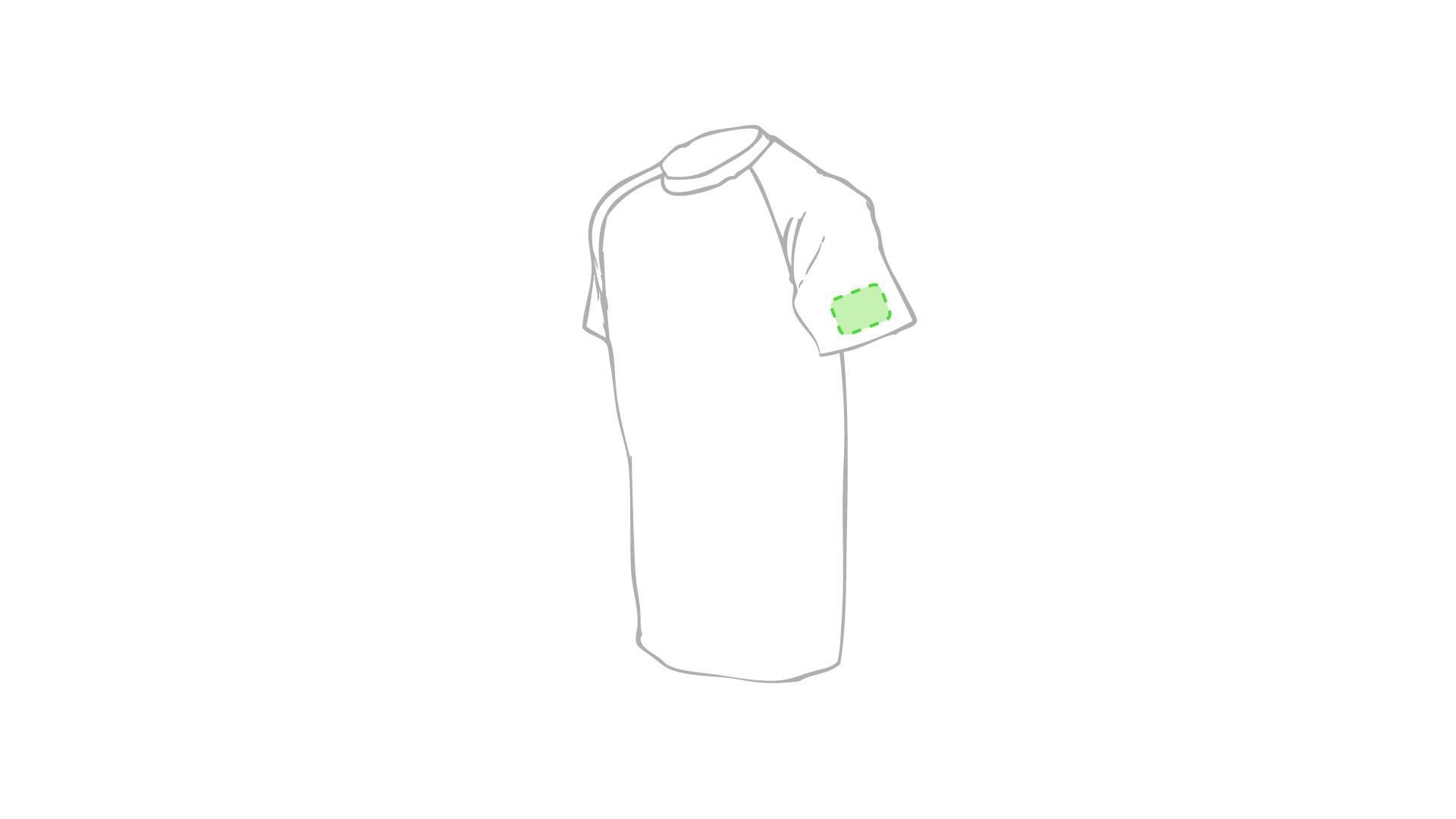 Camiseta técnica de colores 4