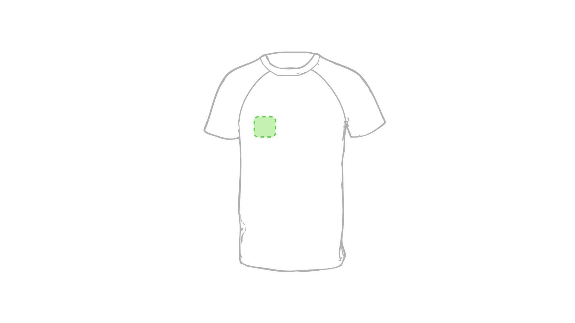 Camiseta técnica de colores 5