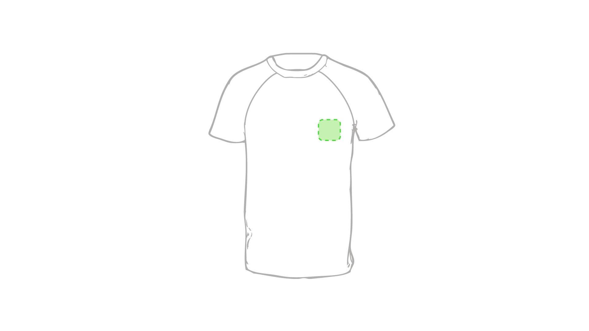 Camiseta técnica de colores 6