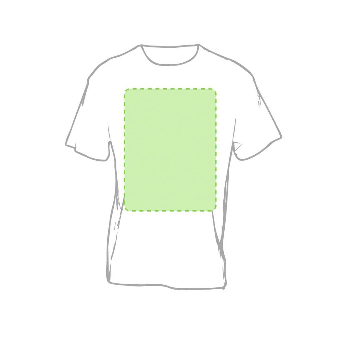 Camiseta de algodón Keya 150 gr/m2 1