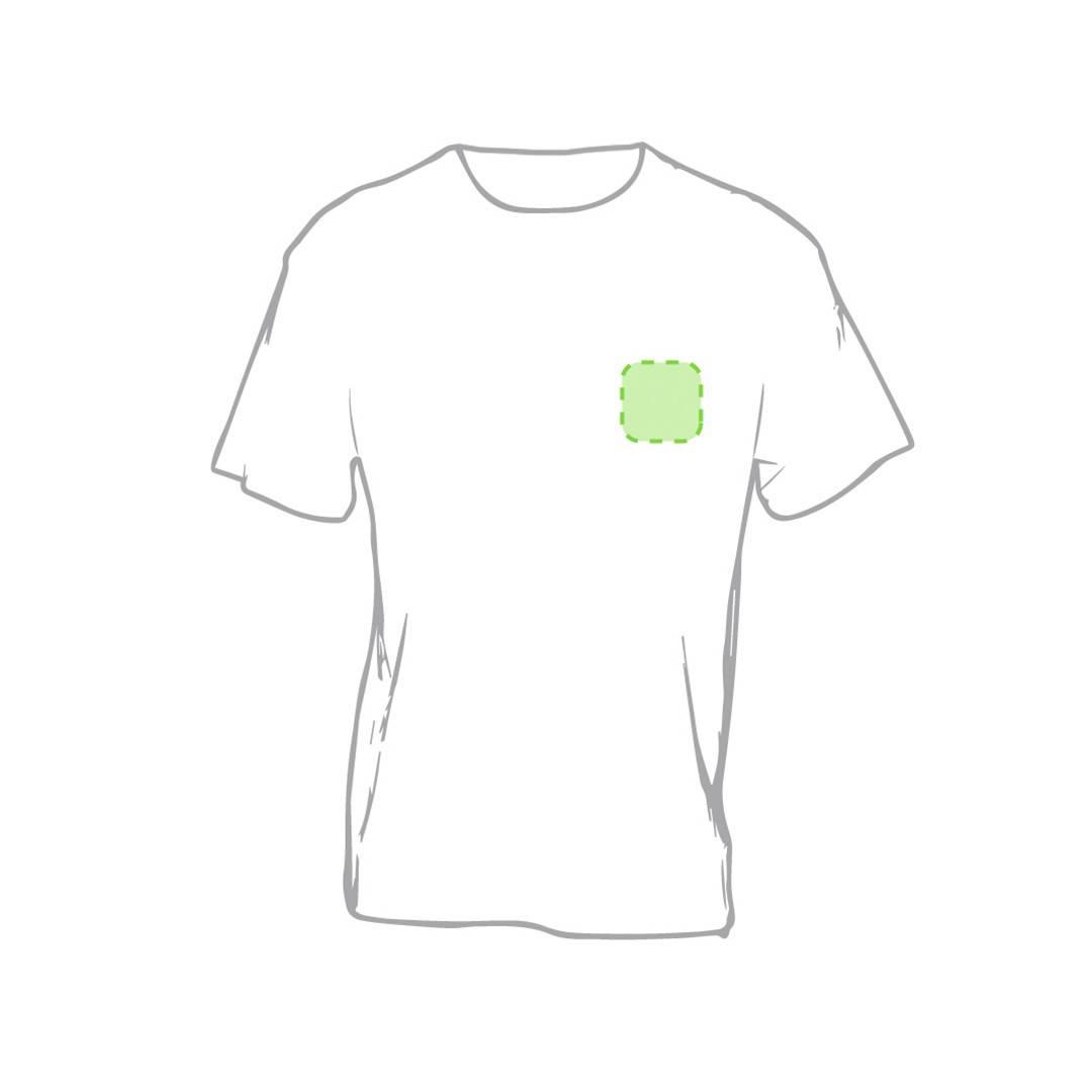 Camiseta de algodón Keya 150 gr/m2 2