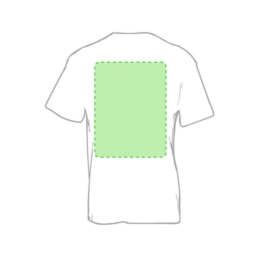 Camiseta de algodón Keya 150 gr/m2 4