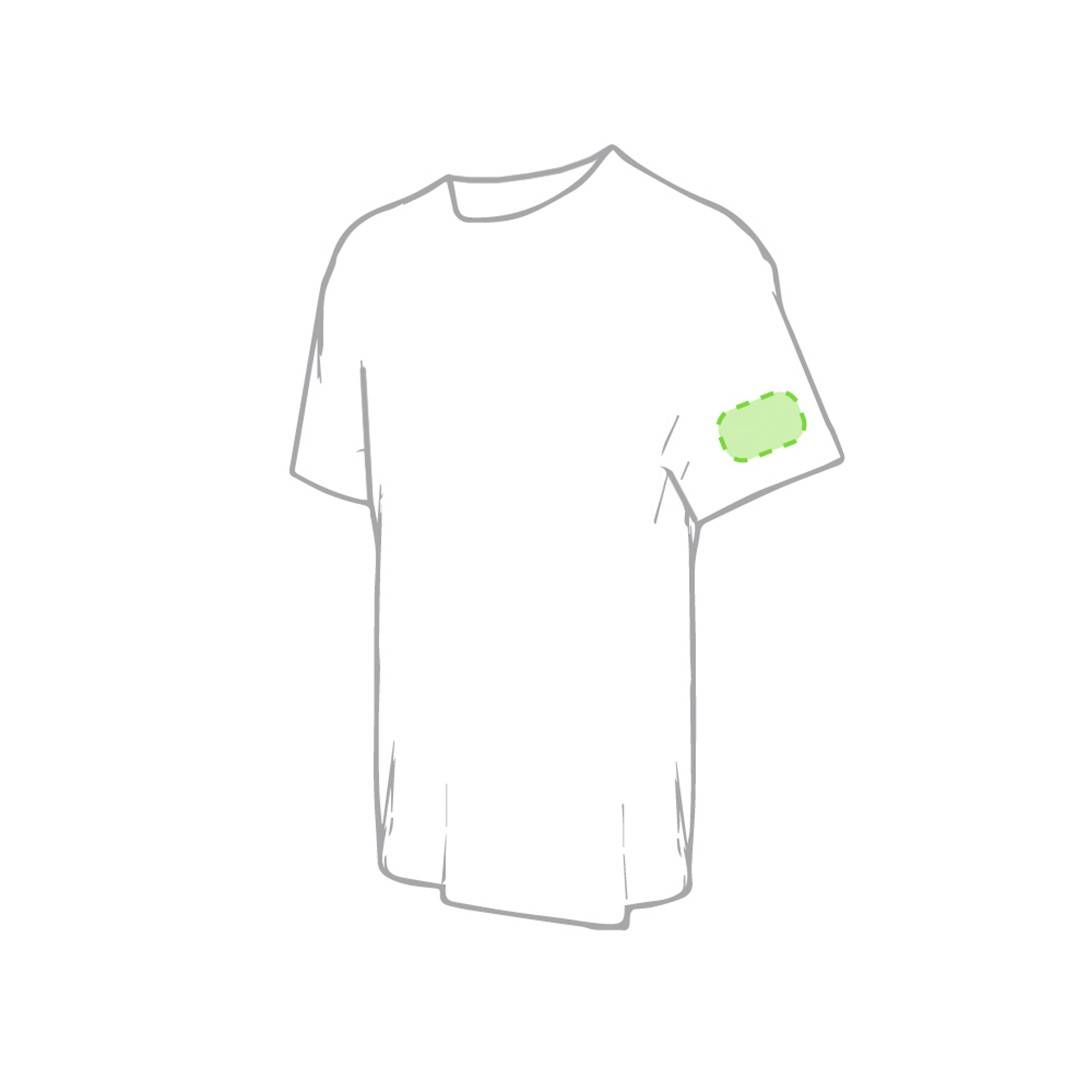 Camiseta de algodón Keya 150 gr/m2 5