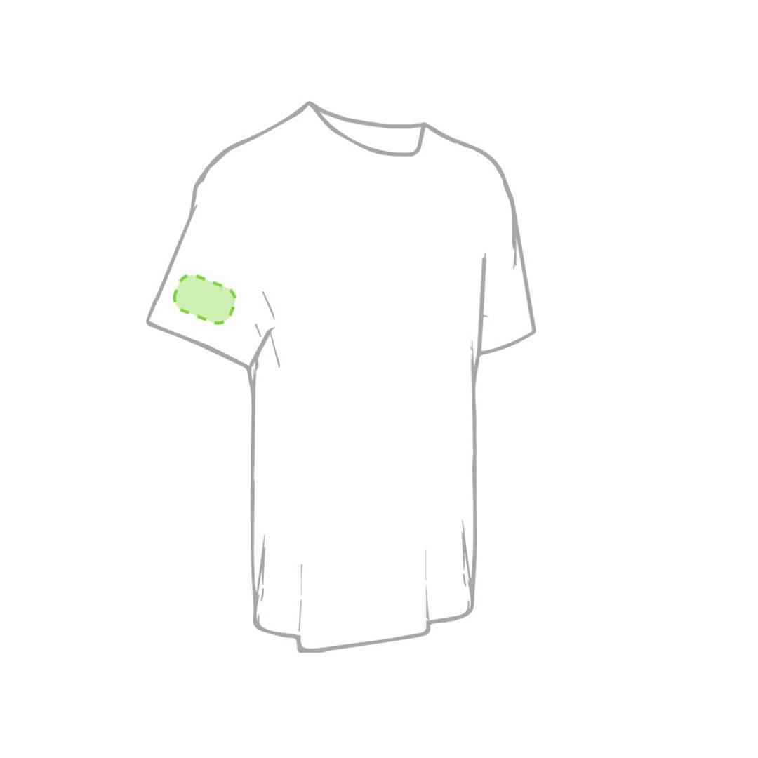Camiseta de algodón Keya 150 gr/m2 6