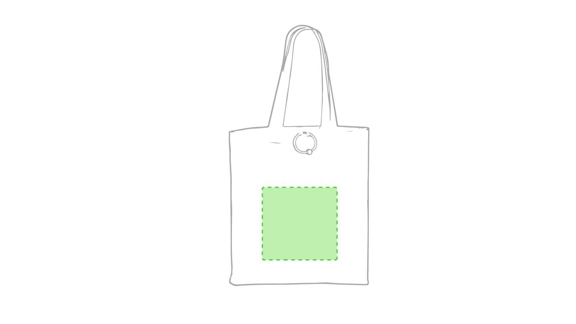 Bolsa plegable con elástico 4