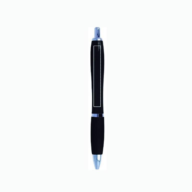 Bolígrafo de plástico automático 3