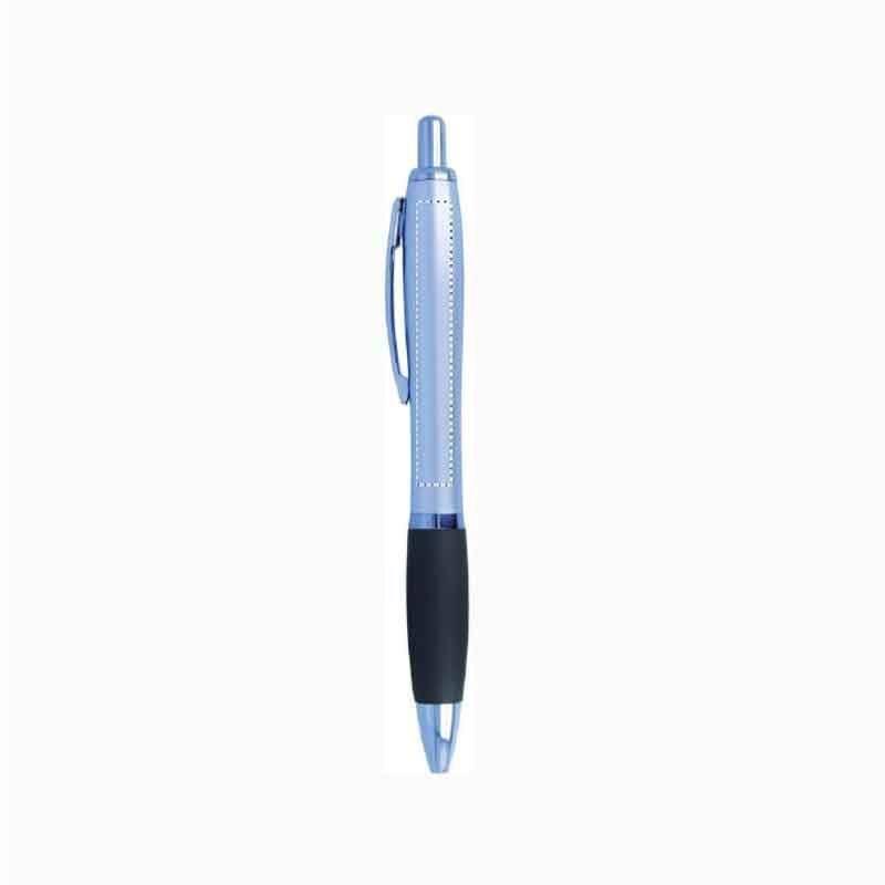 Bolígrafo de plástico satinado 3