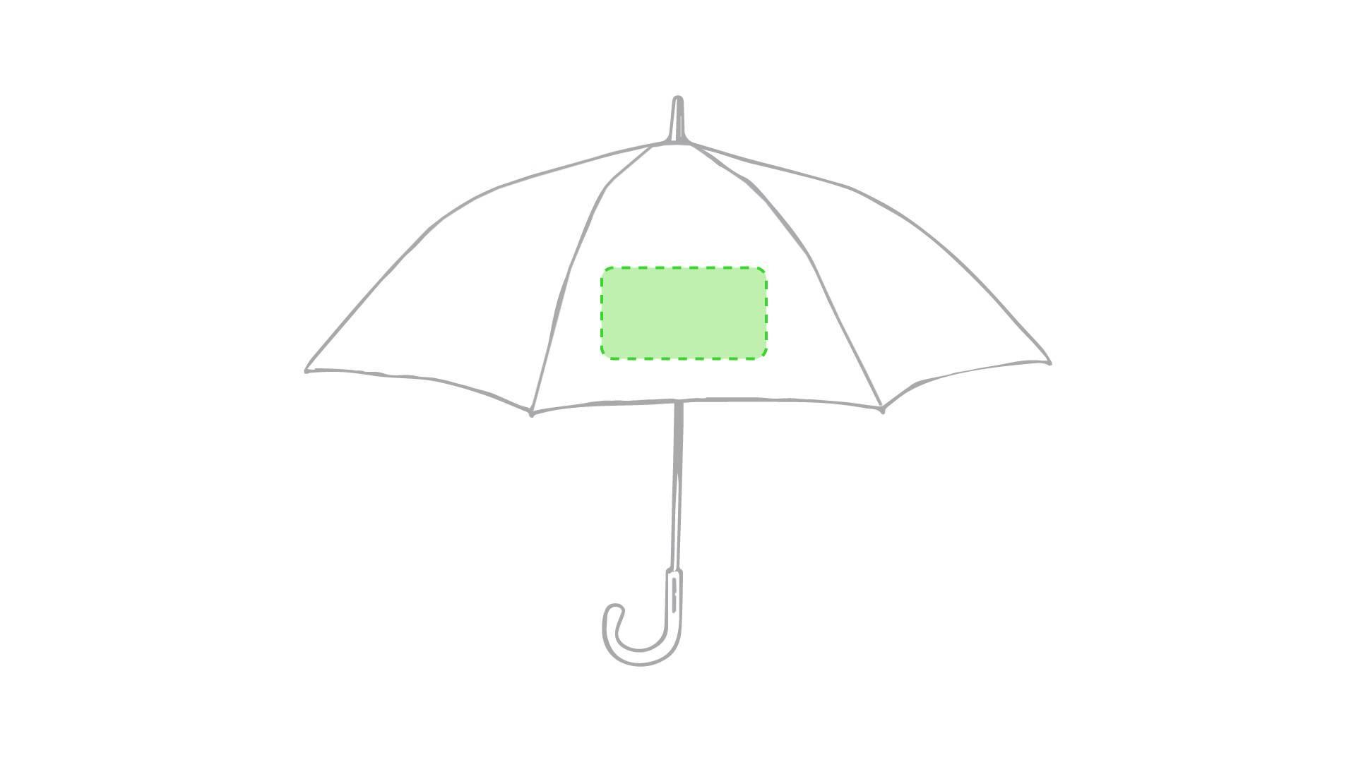 Paraguas automático para sublimación 1