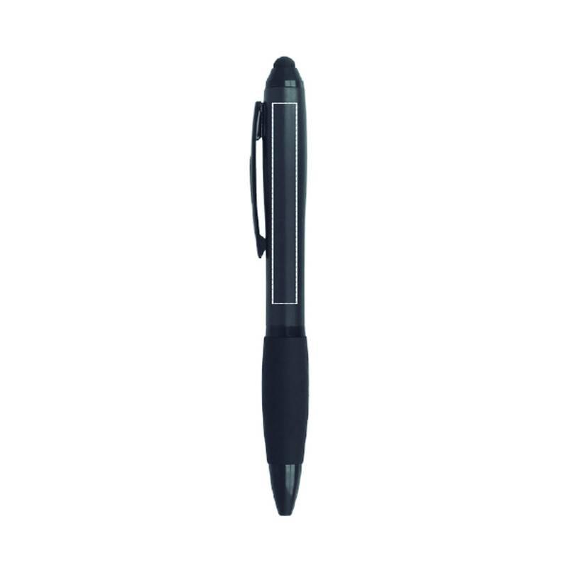 Bolígrafo de ABS con puntero 2