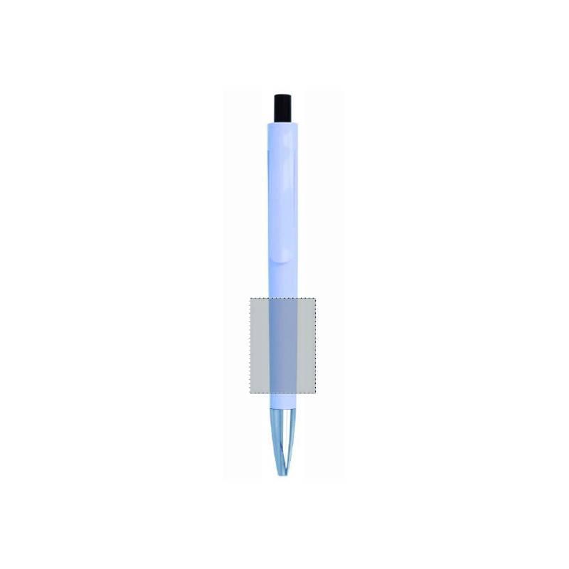 Bolígrafo de plástico LUCERNE 1