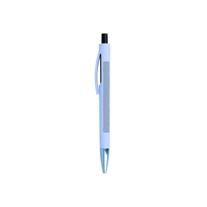 Bolígrafo de plástico LUCERNE 4