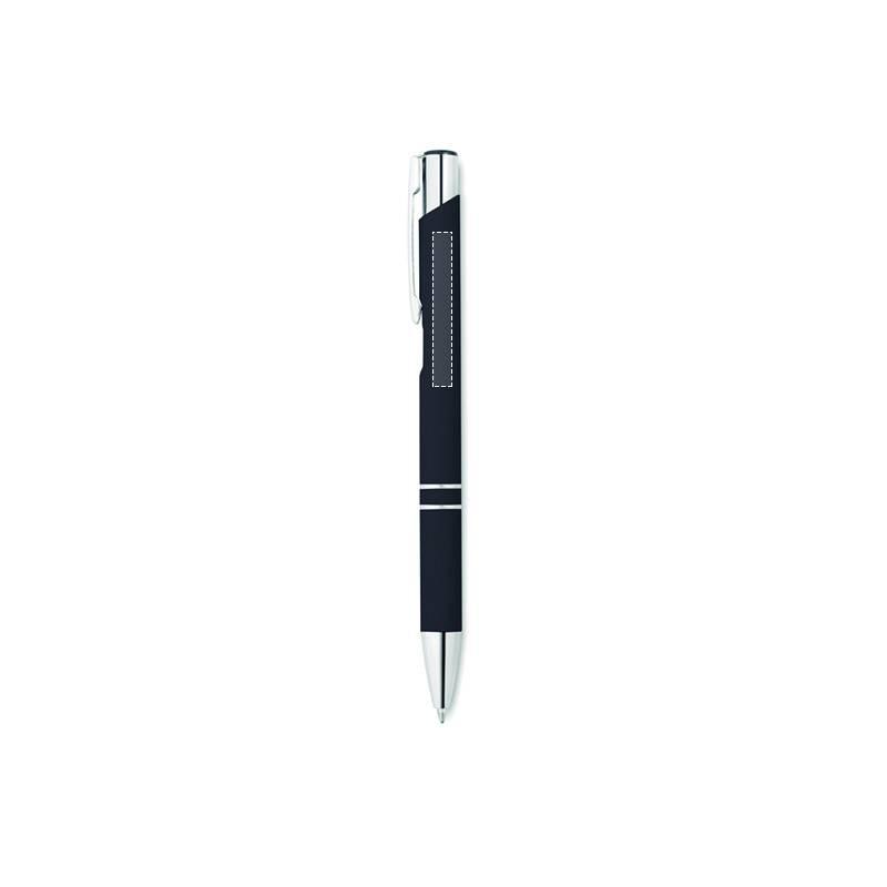 Bolígrafo de caucho y pulsador 2