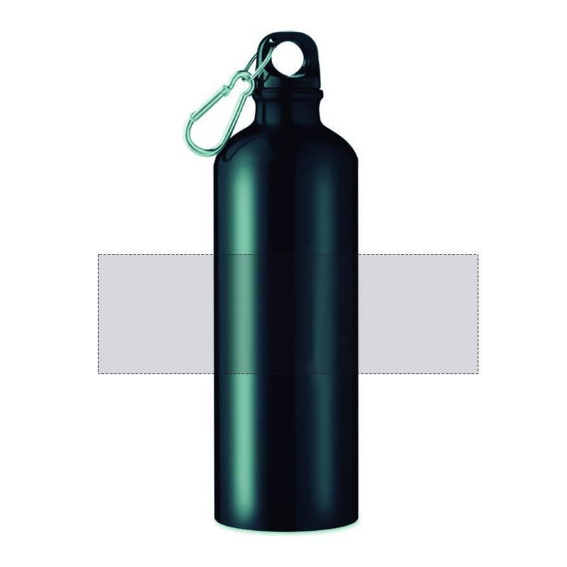 Bidón de aluminio 750 ml 2
