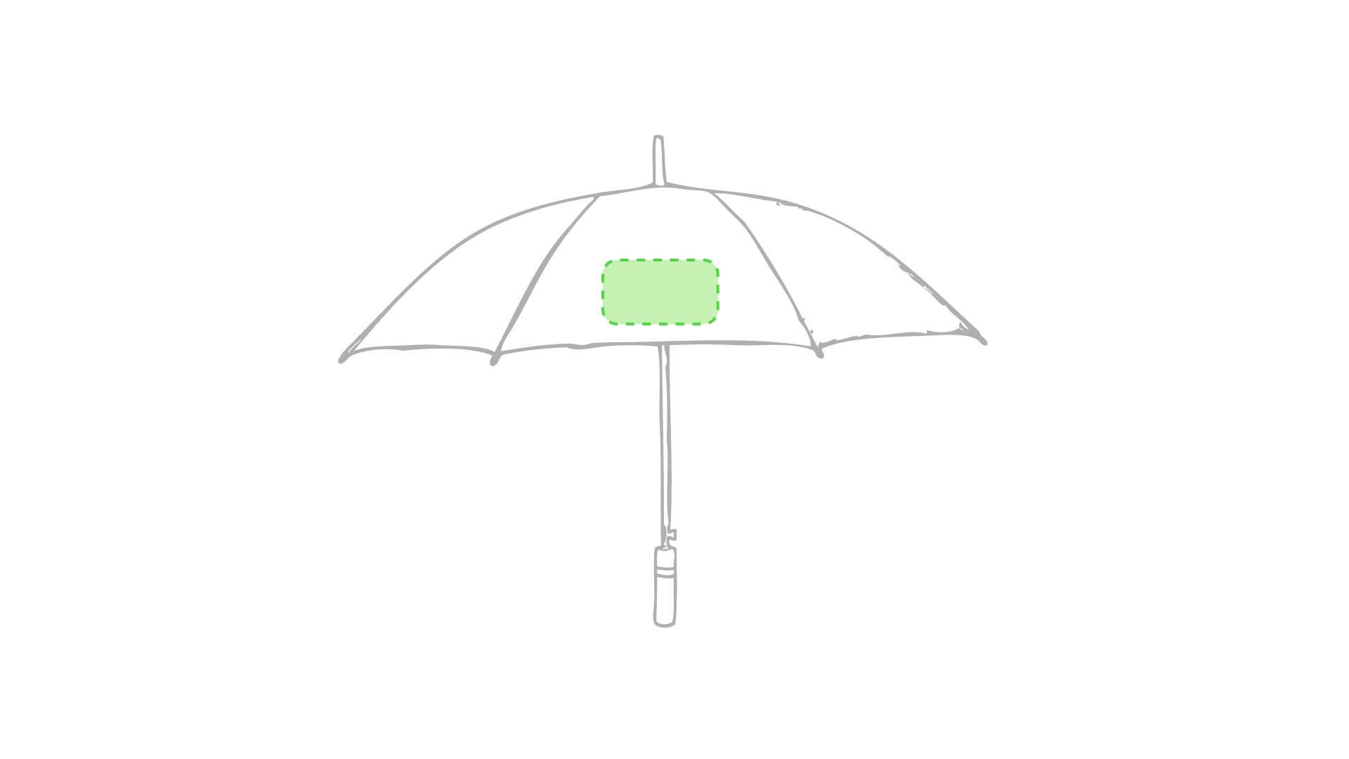 Paraguas automático con mango de eva 1