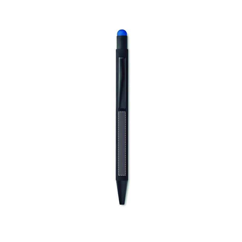 Bolígrafo de aluminio puntero 1