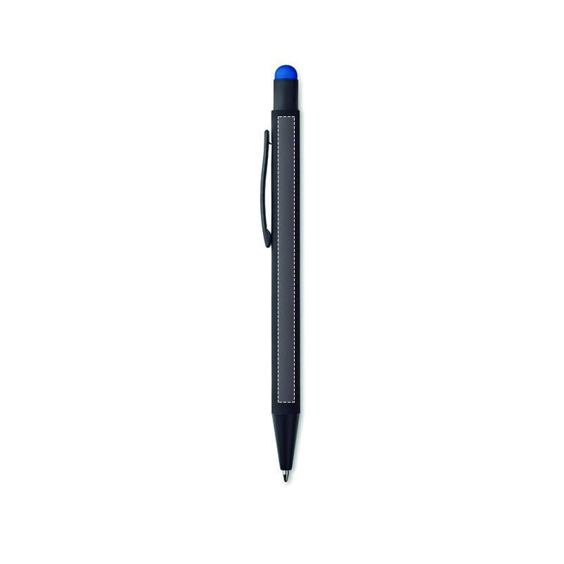 Bolígrafo de aluminio puntero 3