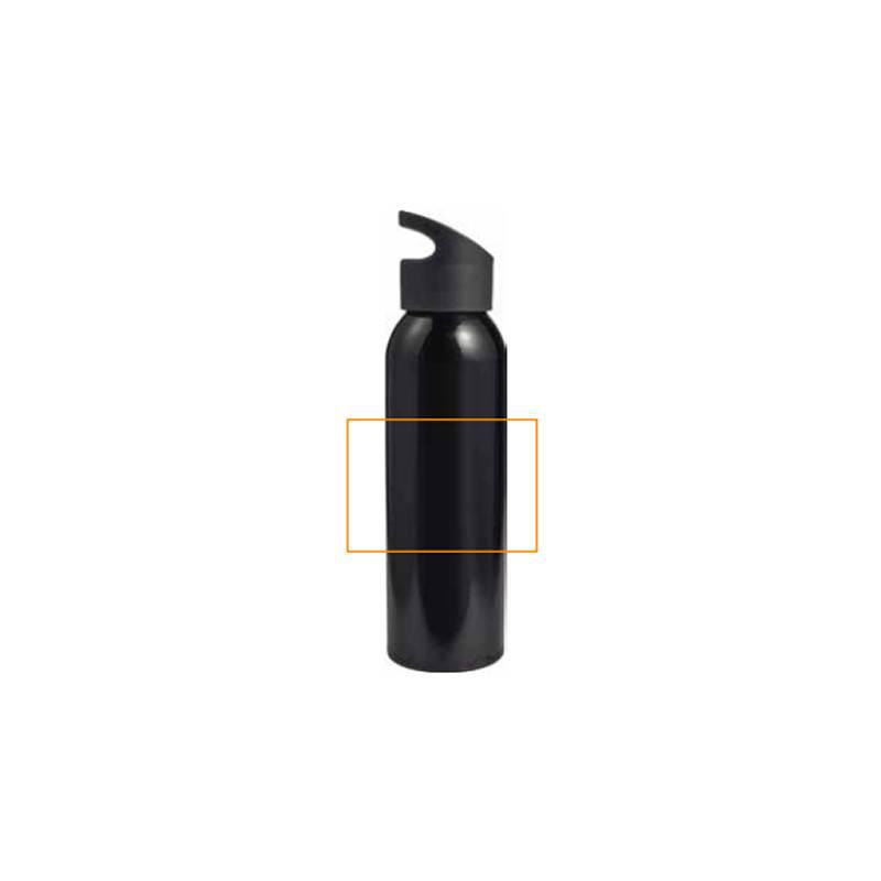 Botella de aluminio 650 ml 1