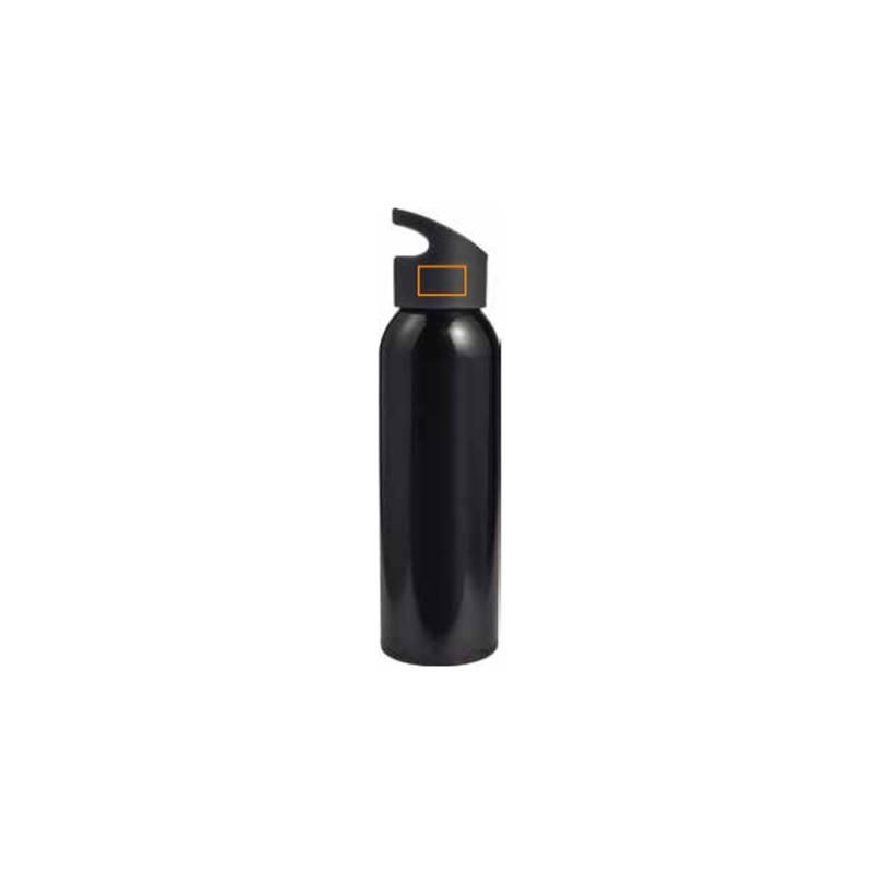 Botella de aluminio 650 ml 4