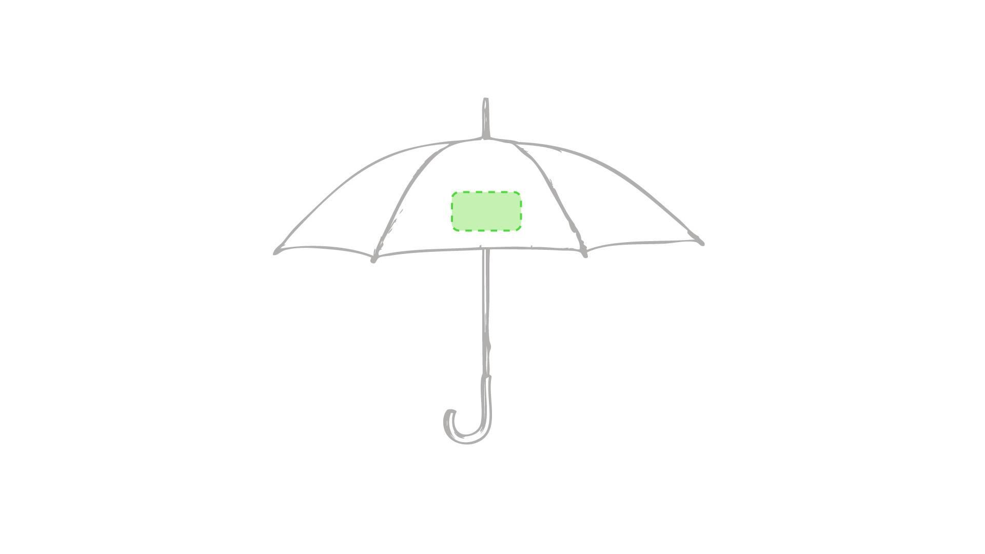 Paraguas de madera 1
