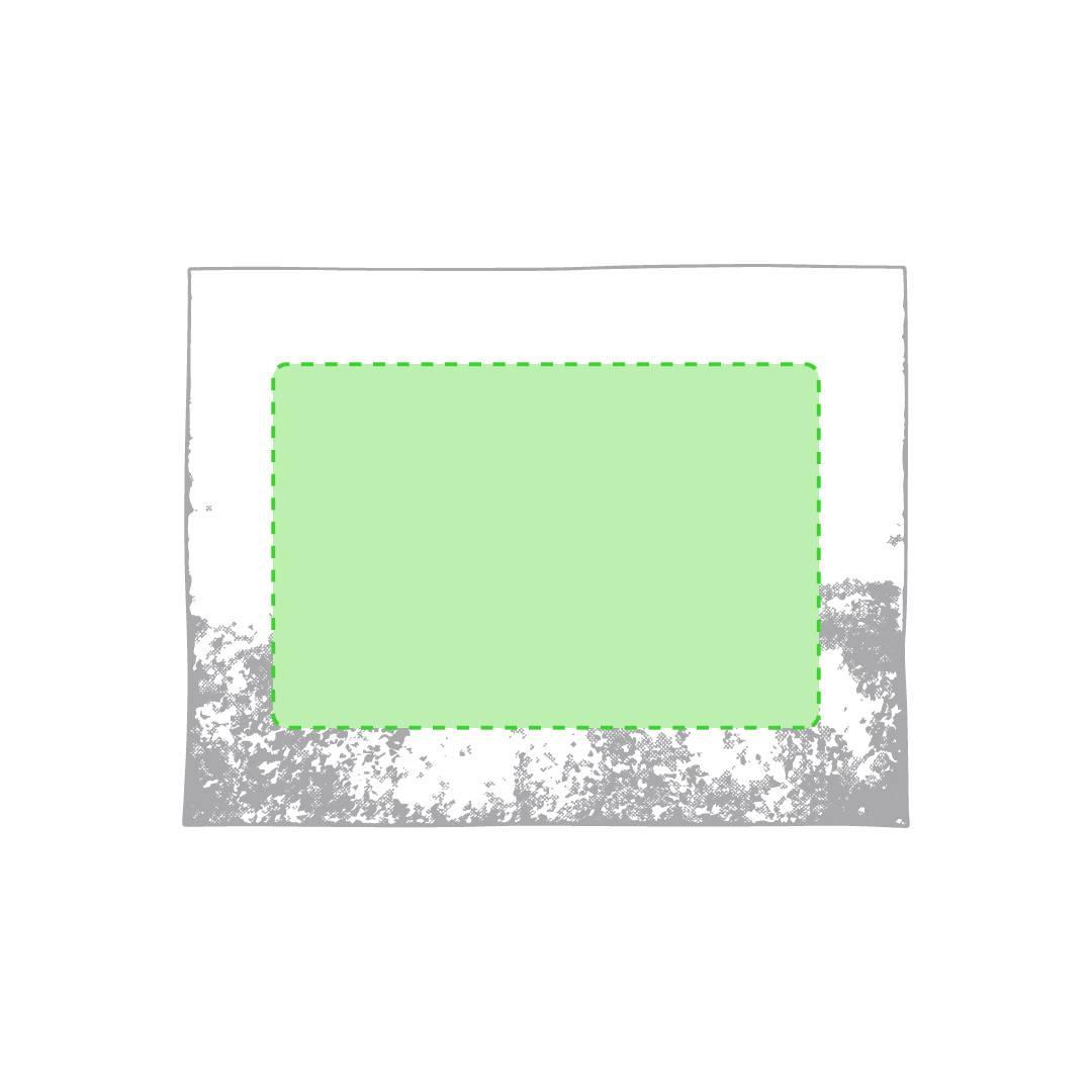 Salvamantel blanco 1