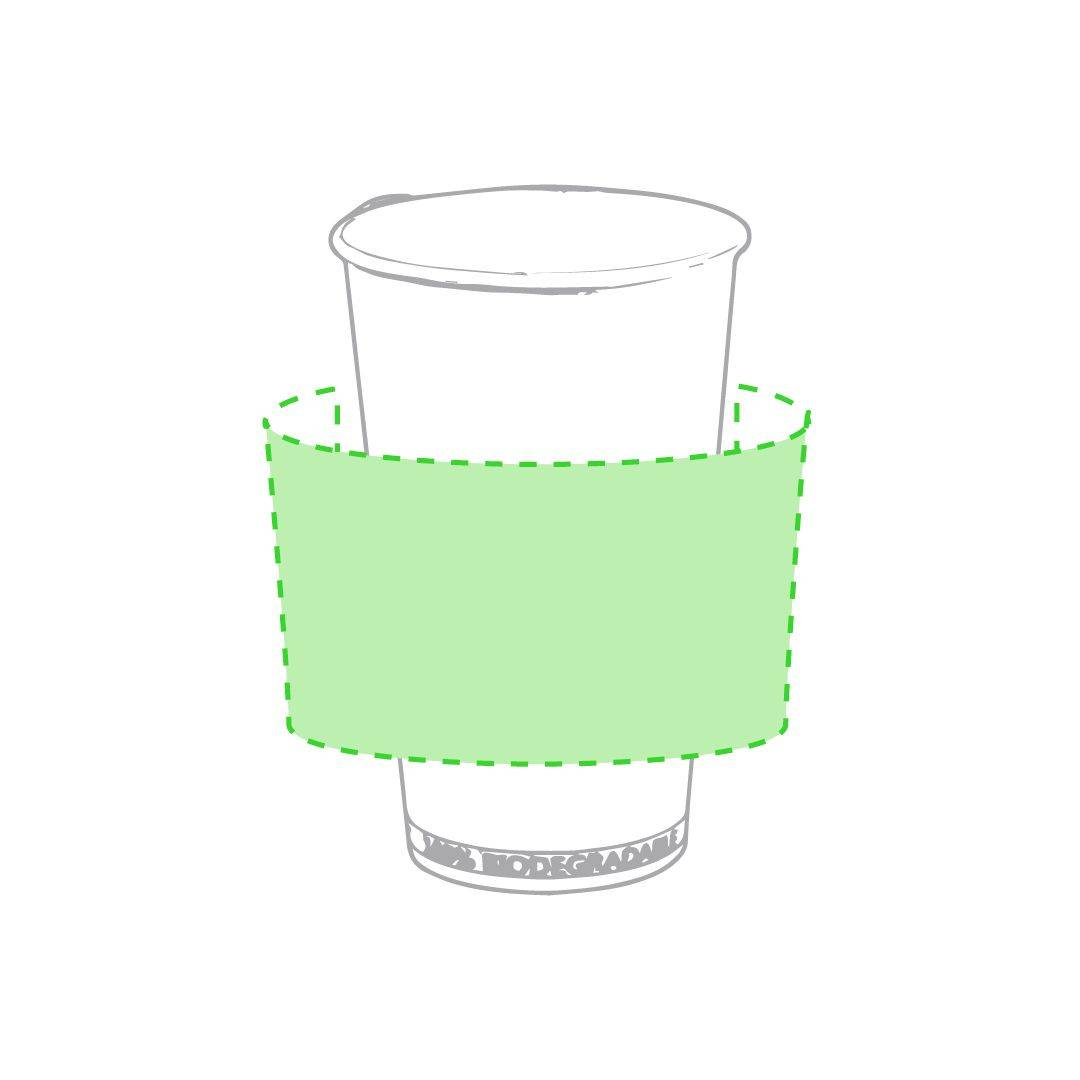 Vaso de papel compostable 1